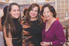 Paula Assunção, Martinha Assunção e Zuleide Menezes