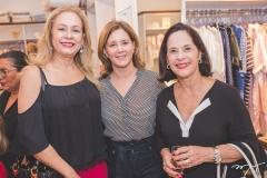 Sarah Philomeno, Fernanda Matoso e Cristina Miranda