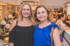 Sarah Philomeno e Alexandra Rolim