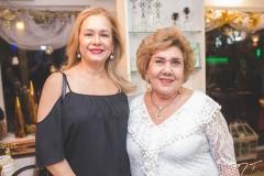Sarah Philomeno e Consuelo Dias Branco