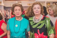 Sílvia Macedo e Gabriela Castro