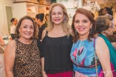 Simone Holanda, Sarah Philomeno e Silvana Brígido