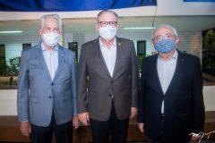 Carlos Prado, Ricardo Cavalcante e Eduardo-Bezerra.