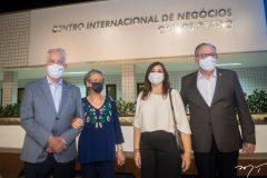 Carlos-Rosarita, Prado Rosangela e Ricardo Cavalcante