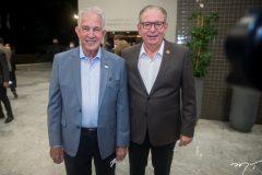 Carlso Prado e Ricardo Cavalcante.