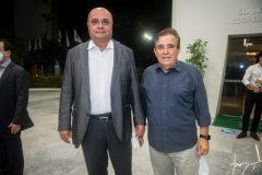 Fernando Cirino e Claudio Targino.