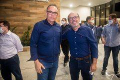Helano Guilherme e André Montenegro.