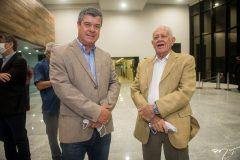 Luiz Roberto e Flávio Saboia-