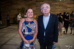 Verônica Barbasan e Eduardo Bezerra.