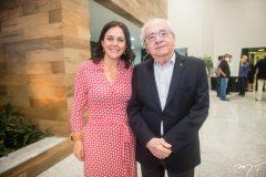 Veridiana Soares e Eduardo Bezerra