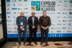 Chico Barreto, Almir Guilherme e Aurelio Gonçalves