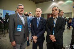 Mario Lima, Adalterto Tocasque e Roni Melo
