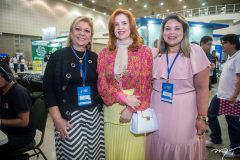 Priscila Cavalcante, Enid Camara e Carol Arruda