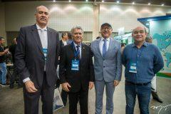 RicardoNascimento, Clovis Bezerra, Alfranio Kilin e Roberto Dexheimer