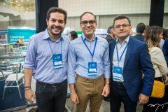 Selso Tomaz, Erico Brasileiro e Adriano Muniz
