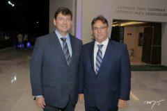 Angelo Potrichi e Alberto Saboya