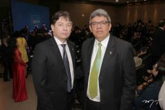 Edgar Gadelha e Marcos Vieira