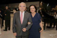 Ednilton e Leninha Soárez