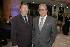 Heitor Studart e Fred Fernandes