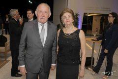 José Wagner e Gorete Pinheiro Ricarte