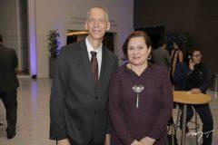 Kennedy Montenegro e Marta Campelo