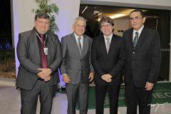Paulo Nóbrega, PC Norões, Ciro Tomás e Denísio Pinheiro