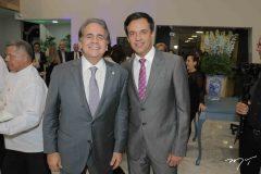 Ricardo Bacelar e Fernando Novais