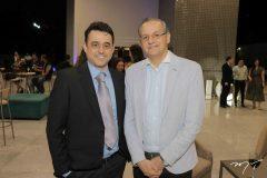 Roberto Caracas e Edison Henriques
