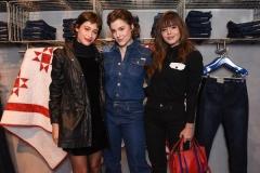 Luisa Arraes, Alice Wegmann e Giovanna Lancelotti