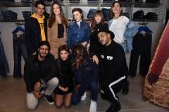 Renato, Luisa, Jonathan, Hugo, Alice, Giovanna, Camila, Enzo e Victoria