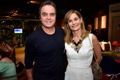 Alfredo e Mônica Franco