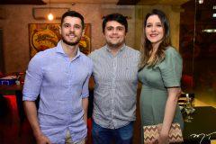 Kayne Usury, Anderson e Caroline Viana