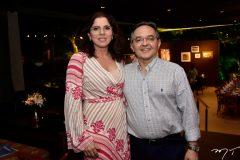 Patrícia e Lisandro Arrais