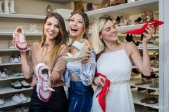 Alyne do Vale, Edith Gomes e Camila Lima