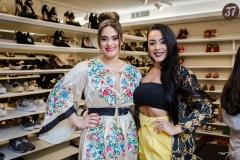 Liz Arcoverde e Aline Vieira