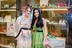 Liz Arcoverde e Jéssica Castro
