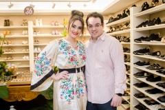 Liz e Thiago Arcoverde