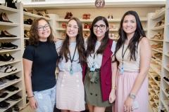 Marina Lustosa, Nyara Cavalcante, Mariana Amorim e Myrlla Gomes