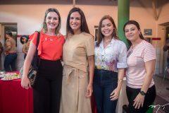 Daniele Holanda, Ana Virgínia Martins, Samara Albuquerque e Auxiliadores Gomes