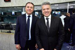 Eliseu Barros e Ferruccio Feitosa