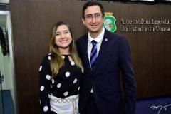 Itala e Paulo Victor Ribeiro