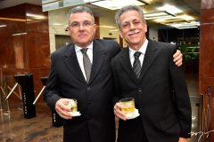Jorge Parente e Carlos Holanda