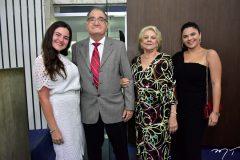 Manuela Cialdini, Iramar e Erideia Pinto e Carolina Cialdini