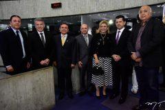 Colombo Cialdini recebe título de Cidadão Cearense