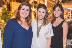 Adriana Aldigueri, Amanda Aldigueri e Andreza Menezes