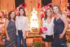 Cristiana Weyne, Nathalia Weyne, Manuela Weyne e Alexia Fontes