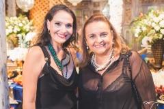 Juliana Capelo e Toca Couto