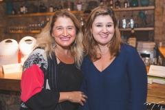 Karina Bezerra e Adriana Aldigueri