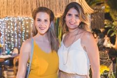 Natália Viana e Karina Jalles