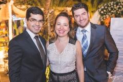 Pedro Garcia, Adriana Ximenes e Paulo José